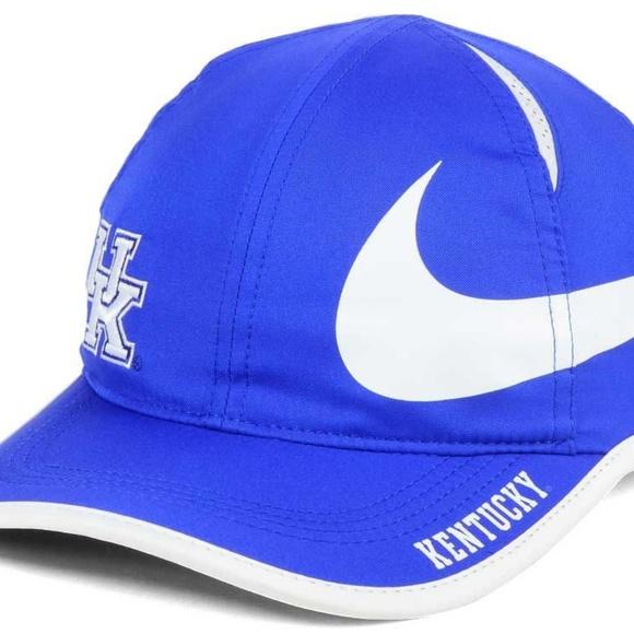e2c04e5fc4577 Kentucky Wildcats Nike NCAA Big Swoosh Hat